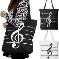 Shoulder Bags, Canvas, women backpack, Casual bag