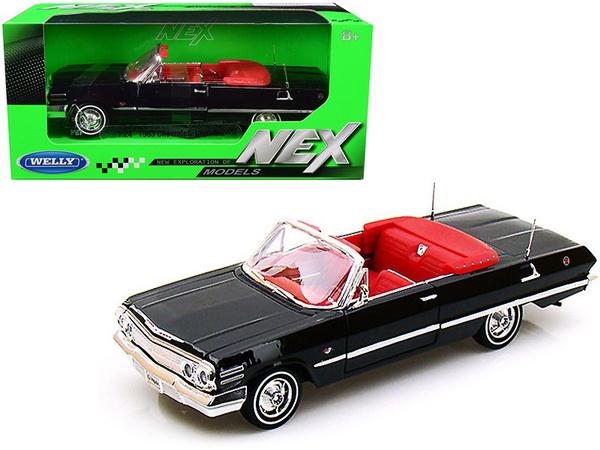 diecast, Chevrolet, Toy, black