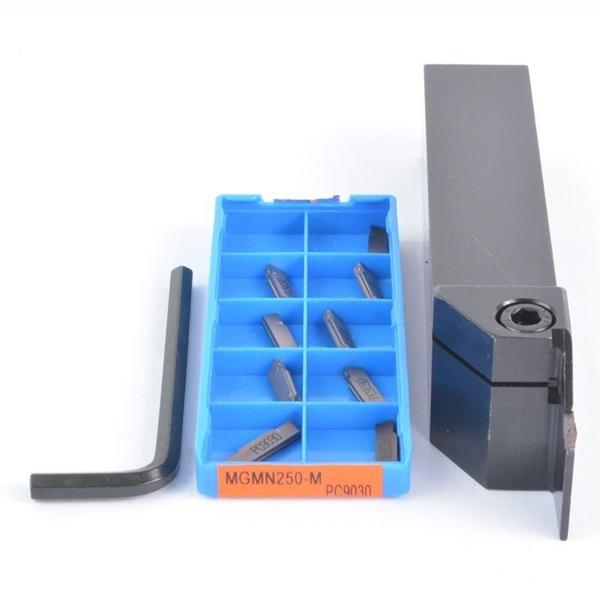 insert, cementedcarbide, mgmn250m, carbidealloy
