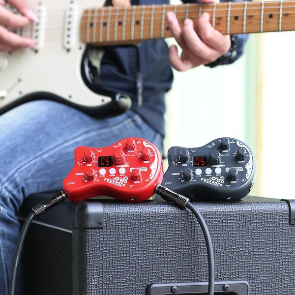 Fashion, tuning, minipedal, Guitars