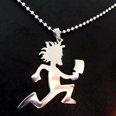 hatchetmancharm, Jewelry, abkblazwamb, ballchainnecklace