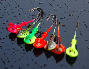Head, fish, Lures, Accessories