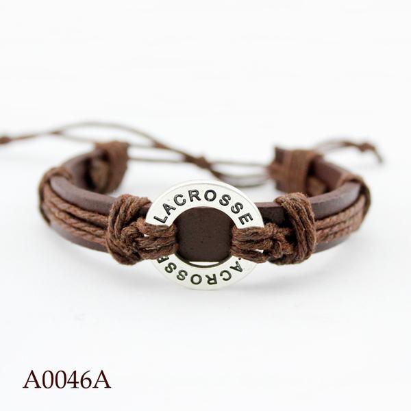infinity bracelet, lacrosse, rope bracelet, Wristbands