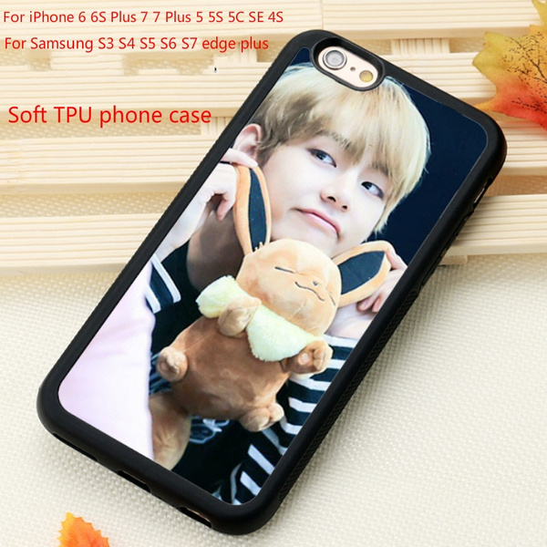 V Kim Taehyung BTS Mobile Phone Cases For IPhone 7 6 6S Plus SE 5 5S 5C 4 4S Back Shell Cover | Wish