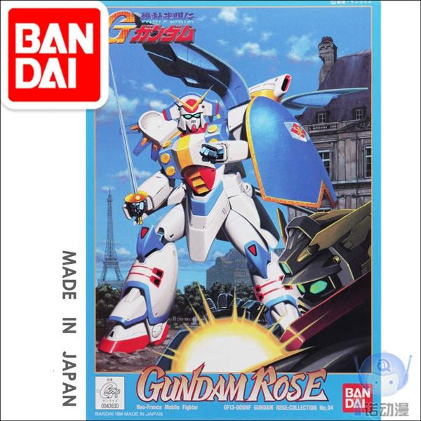 Bandai Hg G 04 G 04 1 144 Rose Gundam Men S Fashion Model 1 144 Gundam Wish