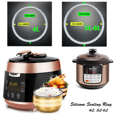 Electric, cookerrubber, Silicone, Cooker