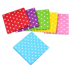 polkadotsartisticprintingpapernapkin, papernapkin, napkin, Polkas