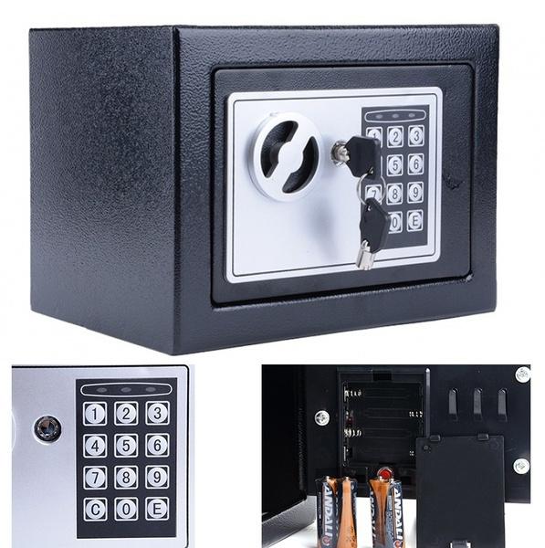 digitalsafebox, password, Jewelry, digitalstoragebox