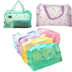 Bathroom Accessories, lasticpvcbag, Zip, Bags