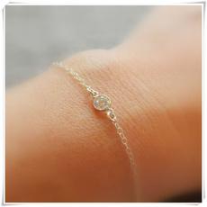 Bridesmaid, CZ, DIAMOND, Jewelry