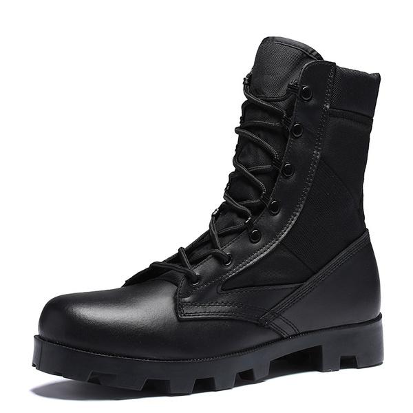 Men's Combat Boots ,Outdoor Desert
