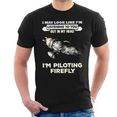 firefly, Funny T Shirt, Cotton T Shirt, onecktshirt