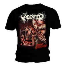 Short Sleeve T-Shirt, Cotton T Shirt, skulltshirt, Metal