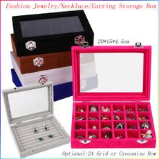 Box, case, Fashion, velvet