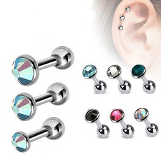 helixcartilage, Jewelry, cartilage earrings, Tops