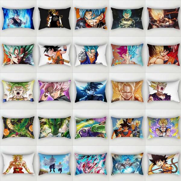 case, Dragonball, Home Decor, Bed Pillows