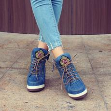 Denim, Womens Boots, Cowboy, Shorts