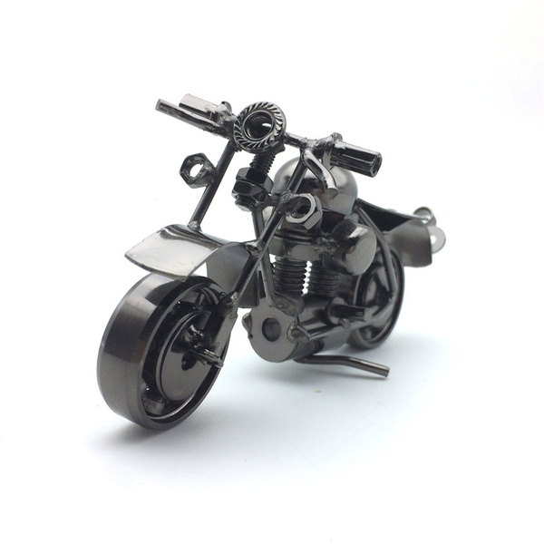 Office, motorcycletoy, Metal, decoration
