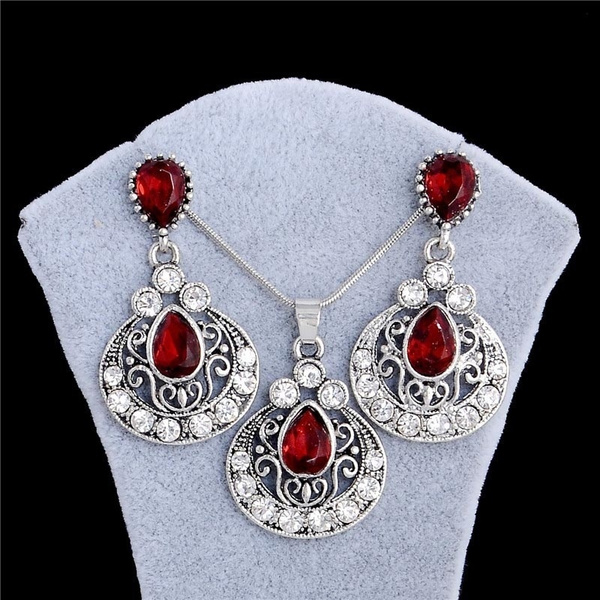 Cubic Zirconia, Fashion, Jewelry, Vintage