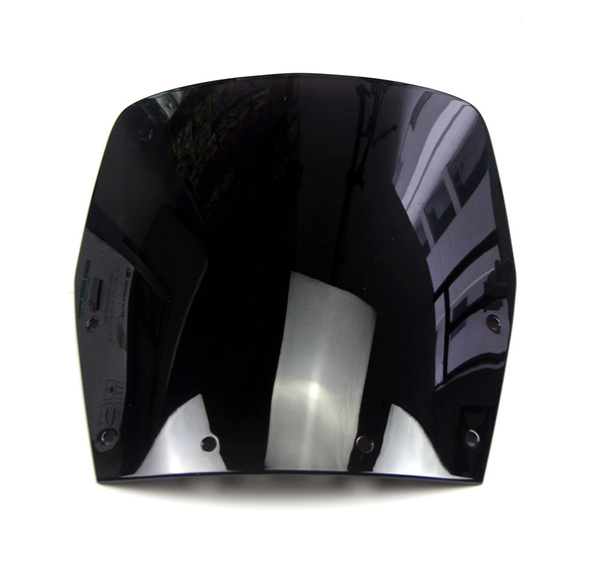 windshieldwindscreenscreen, Body & Frame, sportbikewindshield, black