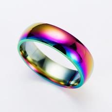 stainlesssteeltitaniumring, Steel, titanium steel, wedding ring