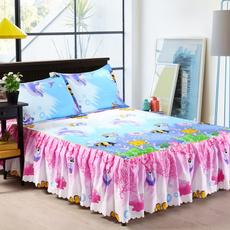 Decor, Home & Living, Skirts, Bedding