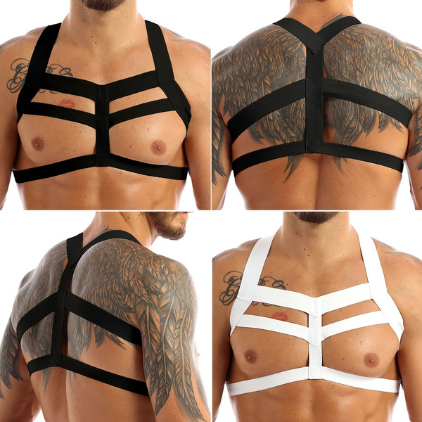Harness, Men, Cosplay, bondage