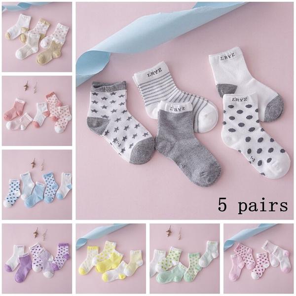 Baby Girl, Toddler, kidsock, Socks