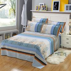 3pcsbeddingset, ruffled, Home & Living, Bedding