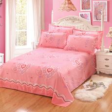 pink, Heart, 3pcsbeddingset, bedclothe