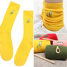 Cotton, absorbentsock, Knitting, Elastic