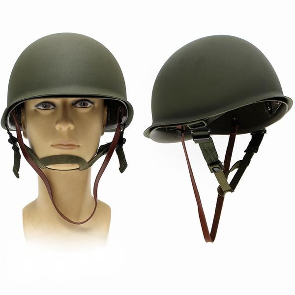 Steel, Helmet, Outdoor, portable