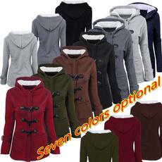jacketforwomen, hooded, Hoodies, Sweaters