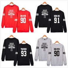 Crewneck Sweatshirt, K-Pop, 샤이니, unisex