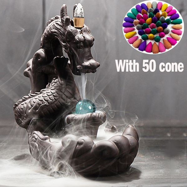 Home Decor, home fragrance, incenseburner, Ceramic