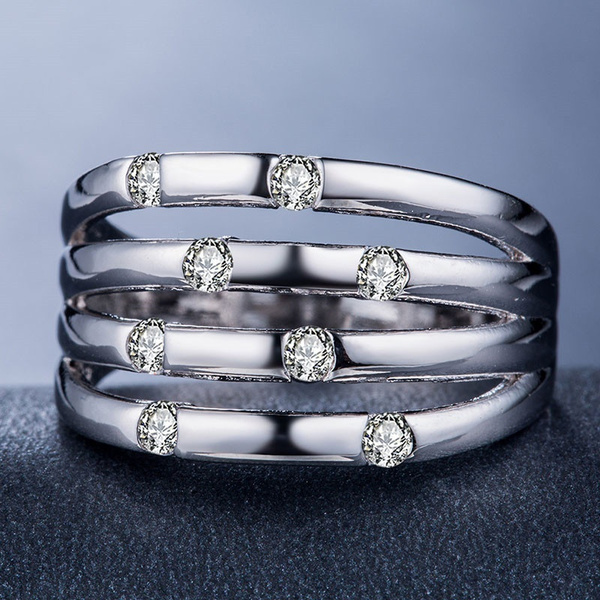 Women, czring, wedding ring, czgemring