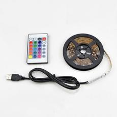 LED Strip, Remote, usb, microusbledstriplight