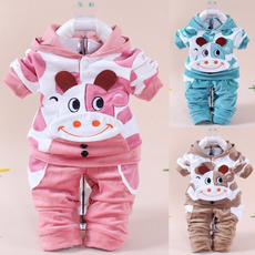 Fashion, kids clothes, Sleeve, cow
