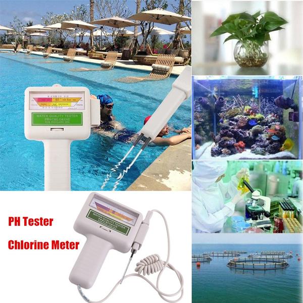 watertester, Monitors, tester, chlorinelevelmeter