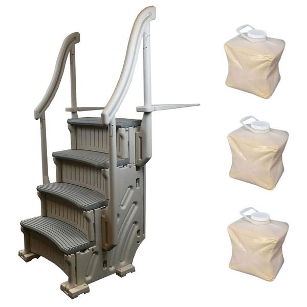 spassupplie, ladder, slide, Home & Garden