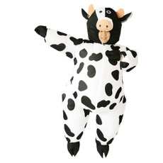 cowmascotcostume, cowfancydres, Cosplay, cow