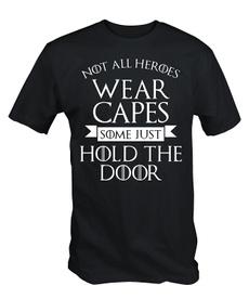impact, Mens T Shirt, Fashion, Door