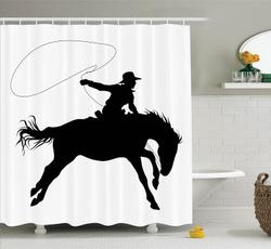 art, polyesterfabricshowercurtain, customshowercurtain, waterproofshowercurtain