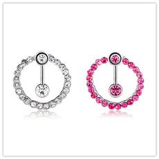 Steel, navelpiercingjewelry, Jewelry, bellynaveljewelry