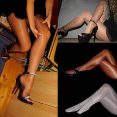 Fashion, sexy Women's Fashion, Shiny, Socks