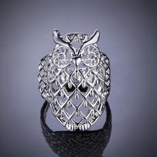Owl, Fashion, Jewelry, usasize