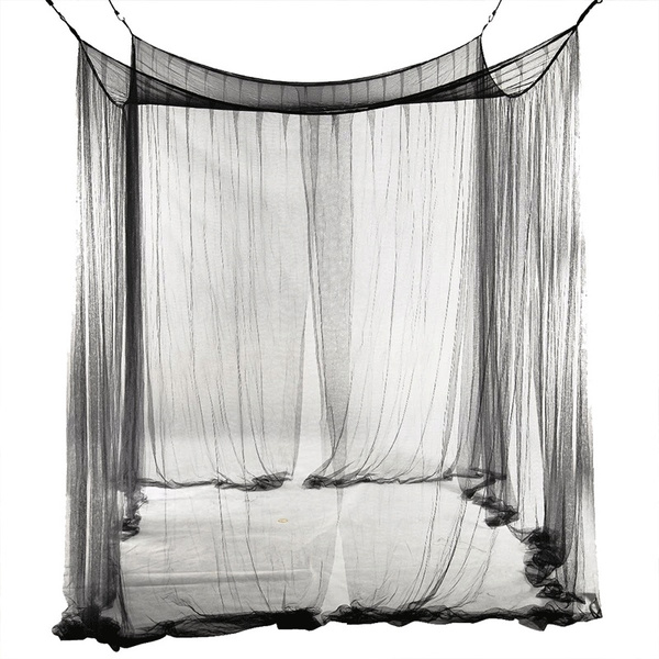 King, bednettingcanopy, Home Decor, Beds