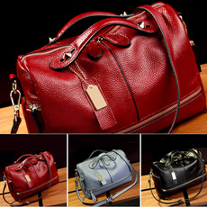 women's shoulder bags, Fashion, Totes, leather