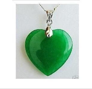 jadeheart, Natural, Pendant, jade