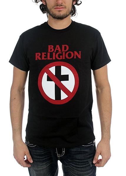 bandshirt, Shirt, badreligion, bandmerch